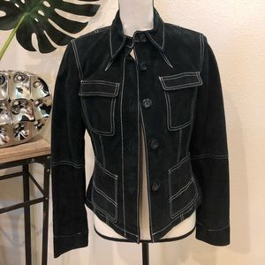 INC Jackets & Coats - INC suede jacket